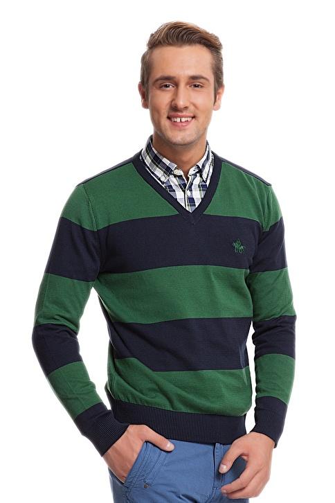 U.S.Polo Assn. Kazak Yeşil